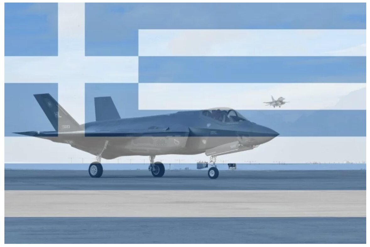 Greece ranked 28th military power in the world