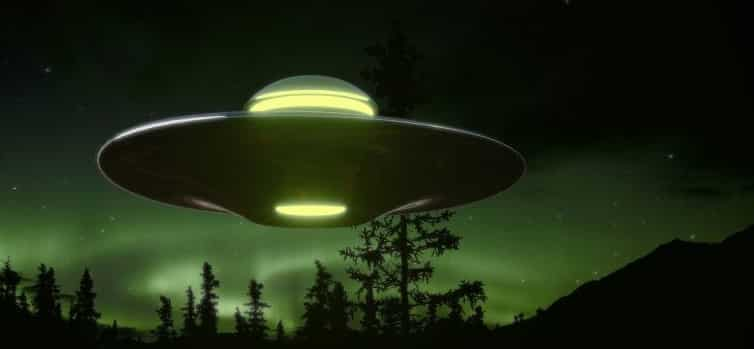 Cold War Declassified CIA Files Tells of Green UFO Over Soviet Union