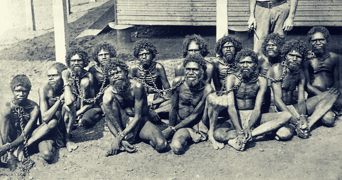 Lest We Forget: Australia's brutal treatment of Aboriginal people