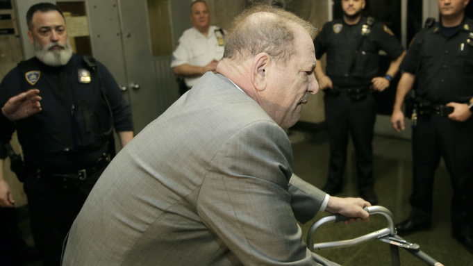Harvey Weinstein Threatened With Jail By NYC Rape Trial Judge; LA Case Bail Set As Jury Selection Starts