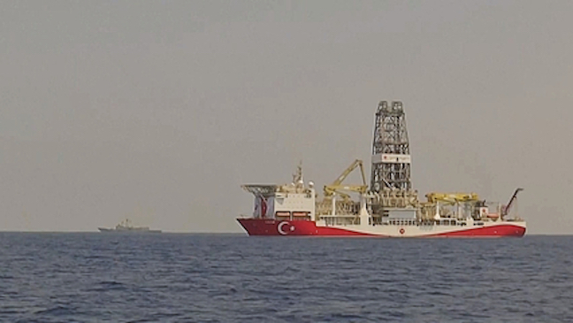 Turkey, Greece brace for standoff over Cyprus gas drilling plan