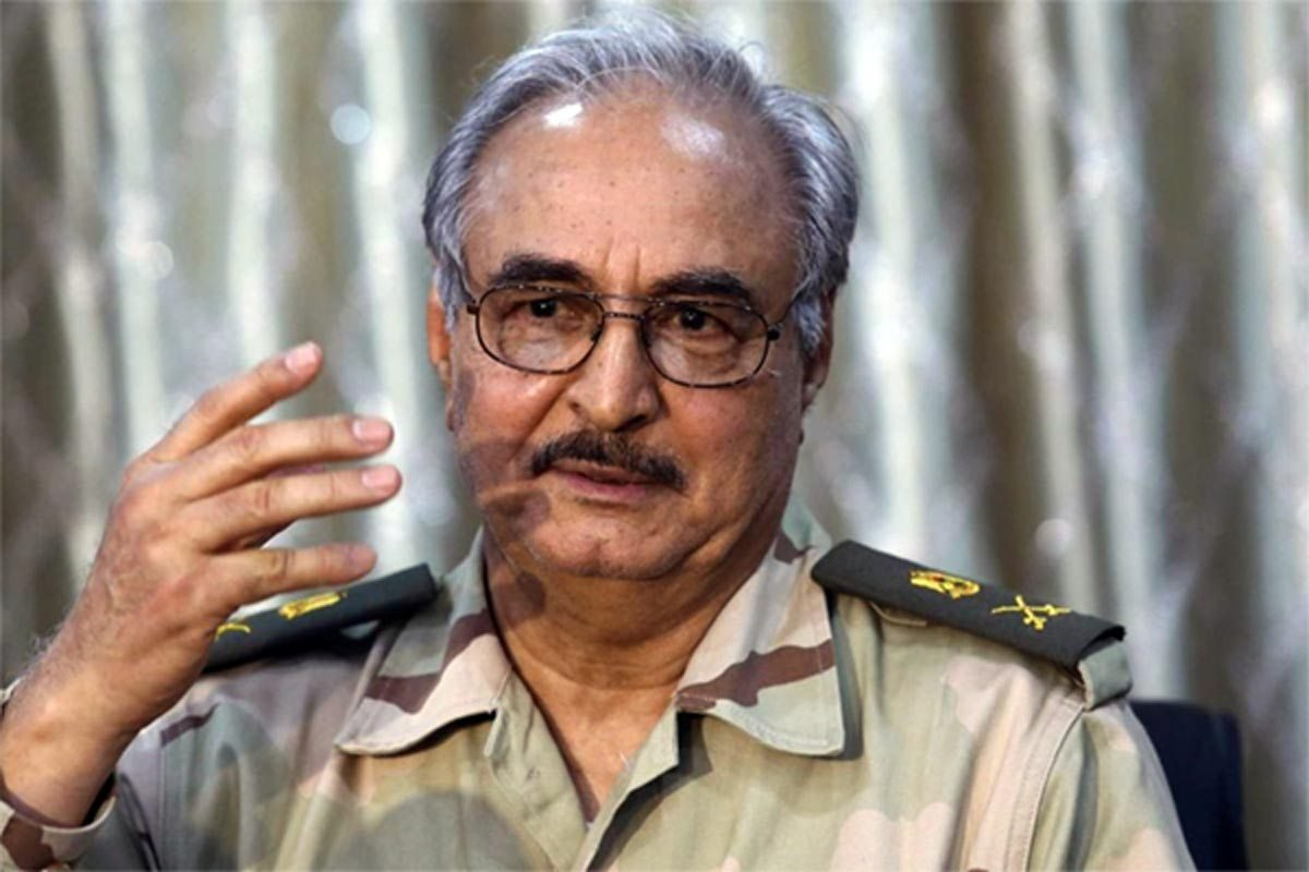 Israel provided Haftar weapons, UAE mediated