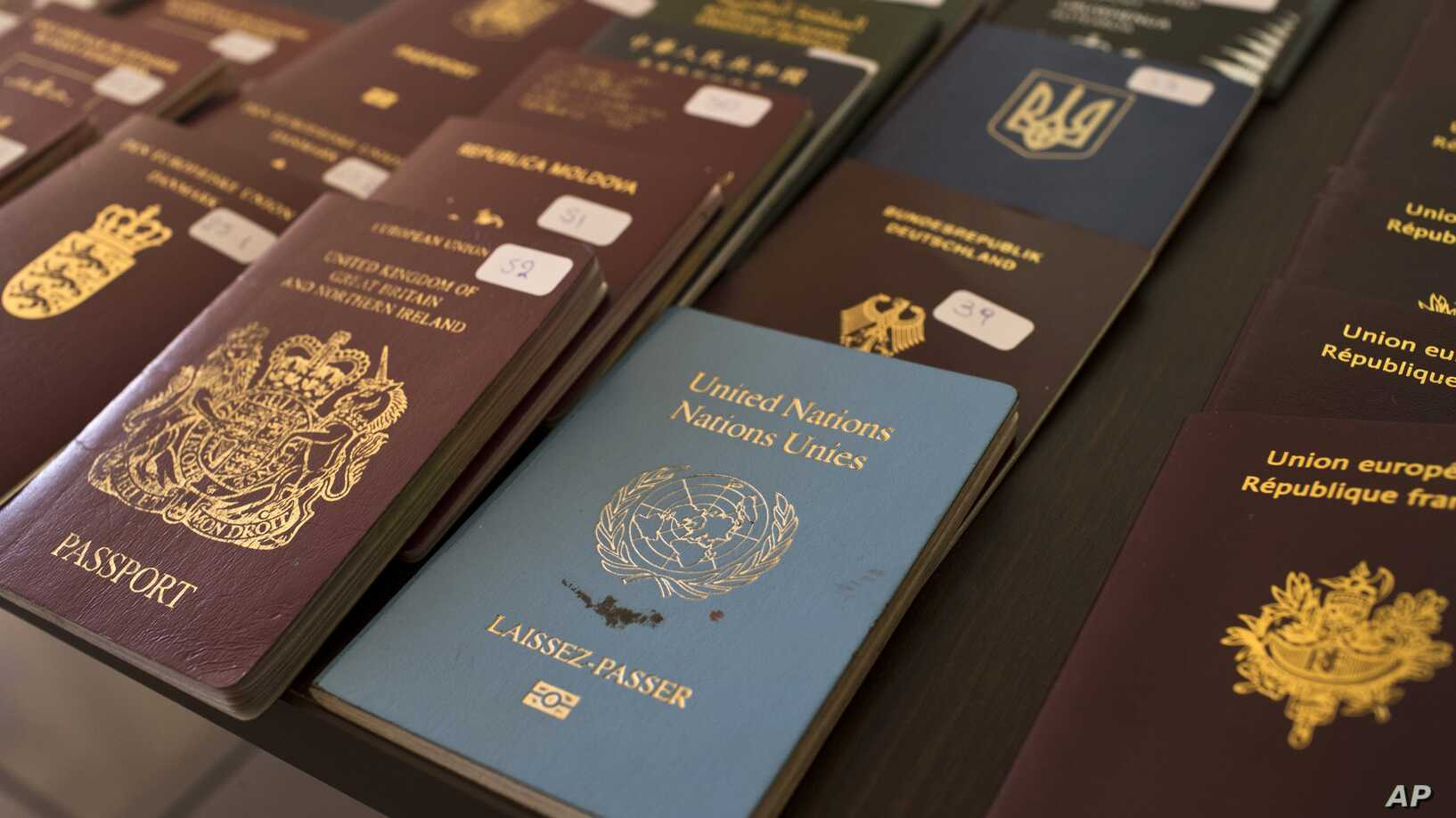 Greece: Police Officers Implicated in Major Passport Scam