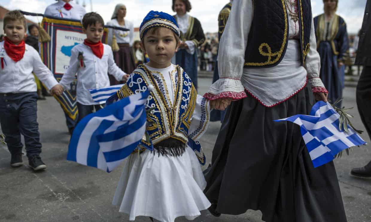 'It's national preservation': Greece offers baby bonus to boost birthrate