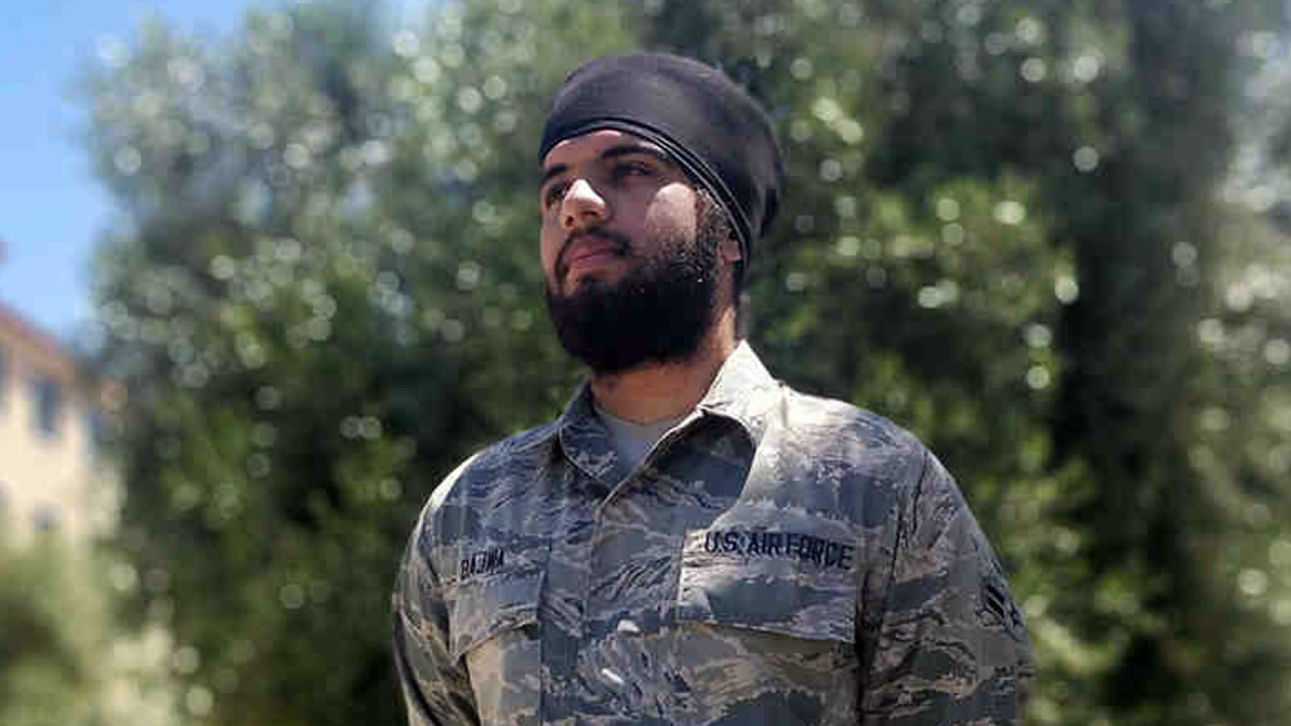 Air Force to allow uniformed members to wear turbans, hijabs, beards in new dress code update, officials say