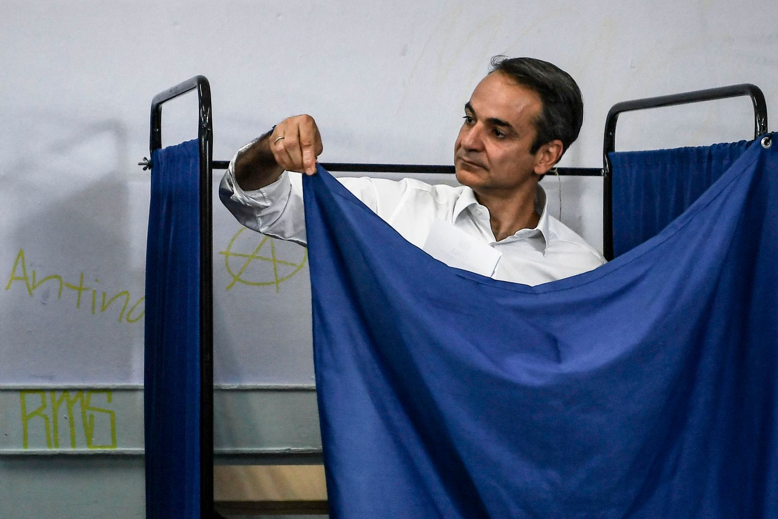 Greece's Prime Minister Kyriakos Mitsotakis Is Failing on the World Stage – Greece Accidentally Steered Into a Foreign Policy Crisis