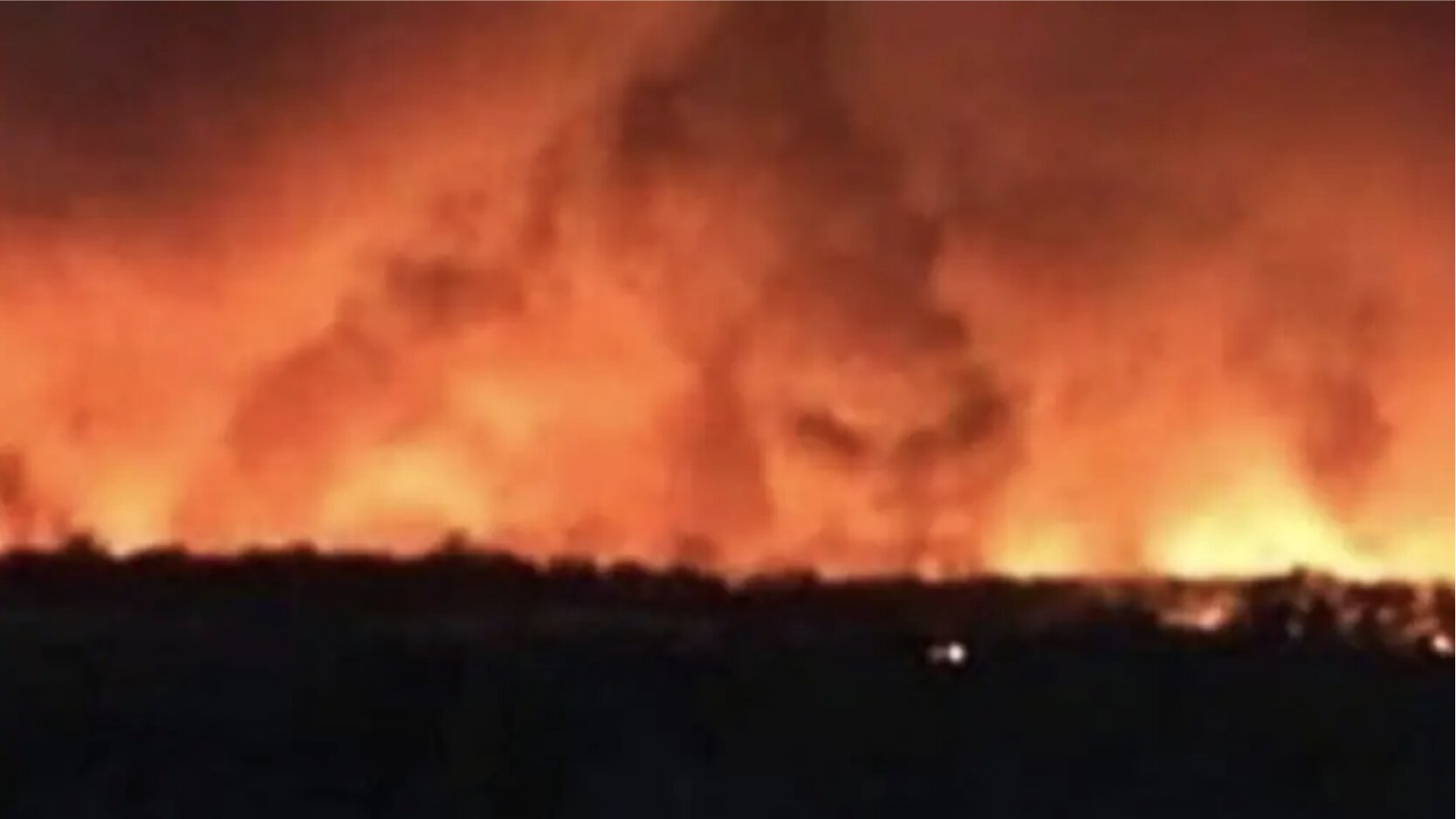 MAJOR SATANIC WORSHIP took place in Australia BEFORE the fires broke out there!!!
