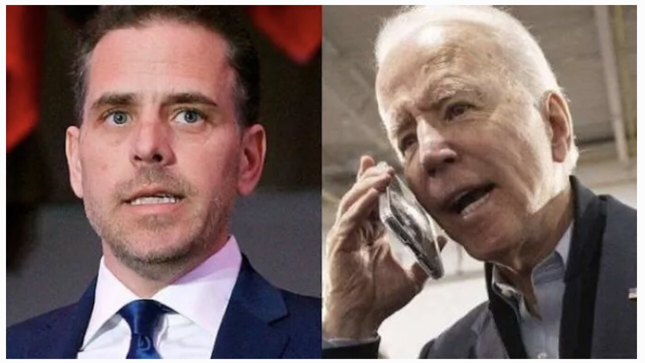 After Acquitting Trump, Senate Announces Probe Into Hunter Biden's Shady Ukraine Business Dealings