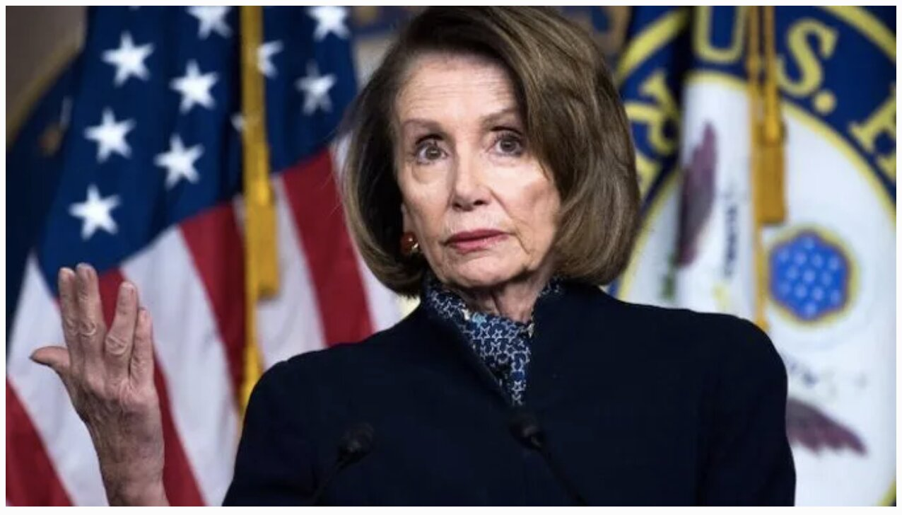 White House Petition to 'Impeach Nancy Pelosi for Treason' Gains 329,000 Signatures
