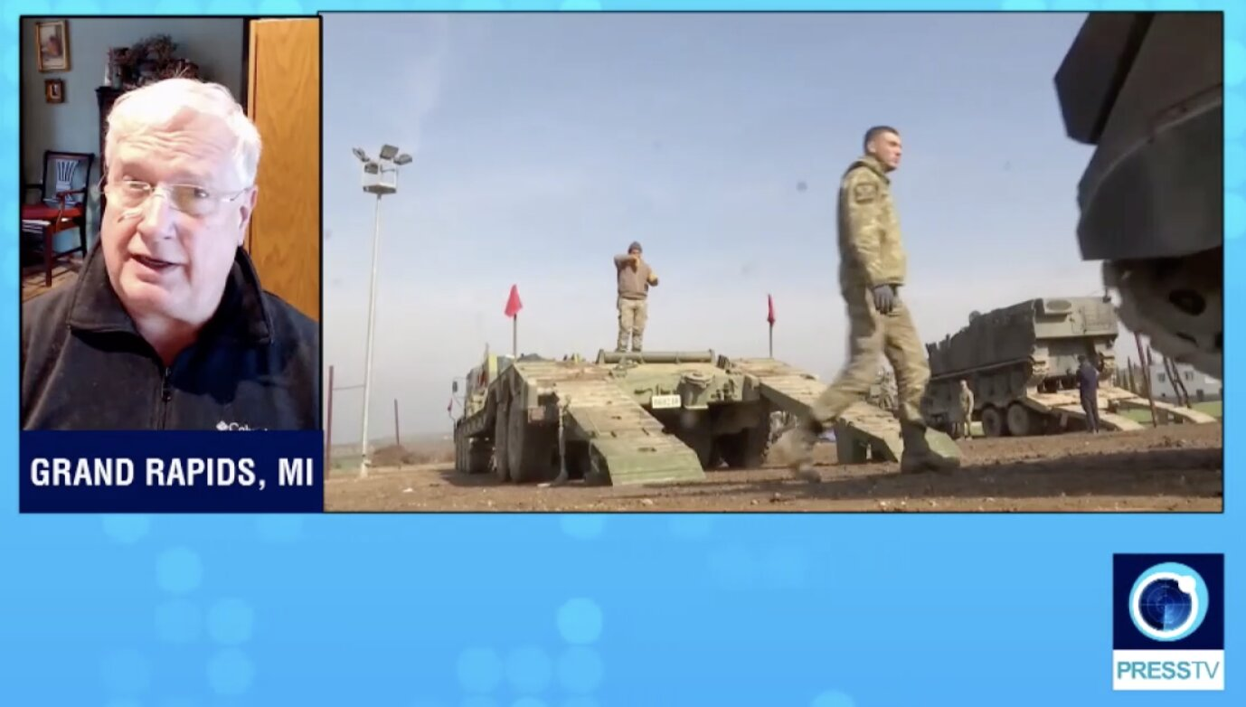 Ankara to Attack Syrian Forces, or So Says Erdogan: Duff on Press TV