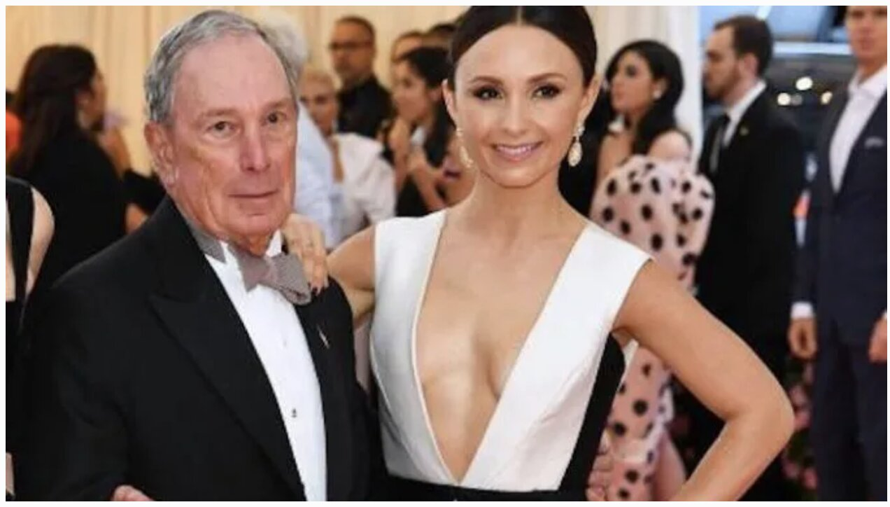 Michael Bloomberg's name on Jeffrey Epstein's black book!!! Pimped out his  daughter to Chinese men when she was UNDERAGE!!!