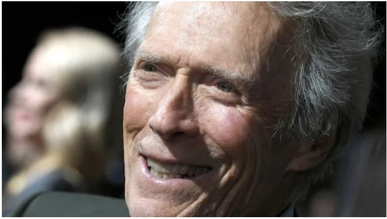 Clint Eastwood Says The 'Best Thing We Could Do' Is Elect Bloomberg in November