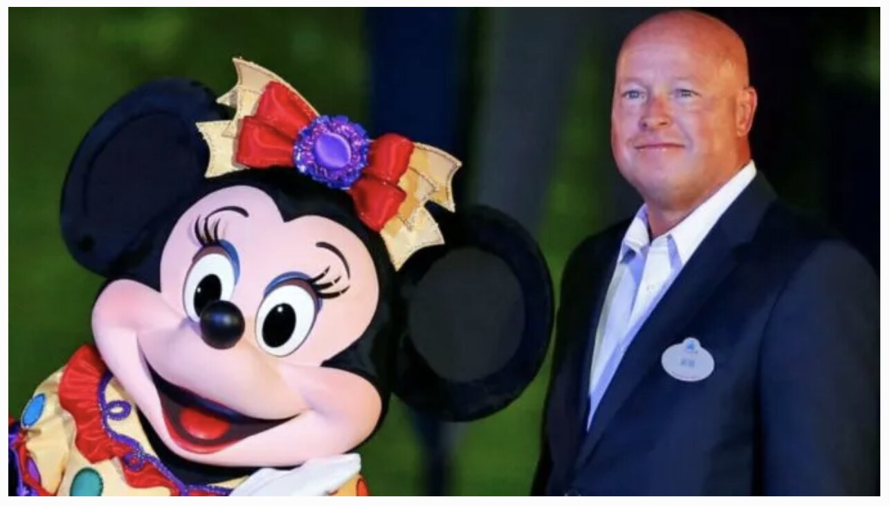 CEOs of Disney, MasterCard and Salesforce ALL Resign Within 24 Hours