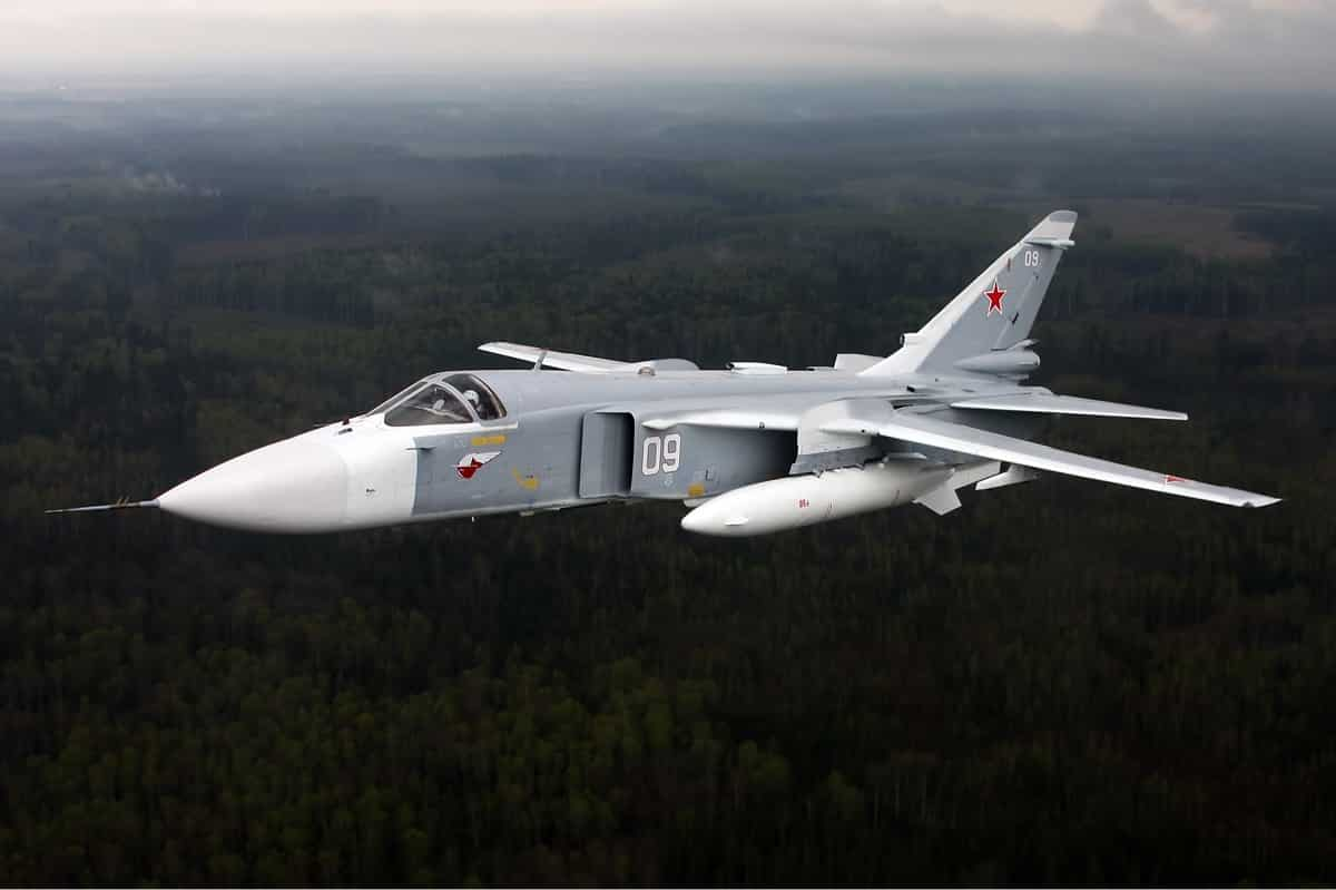Turkey Tries to Down Russian Su-24 with US Missiles