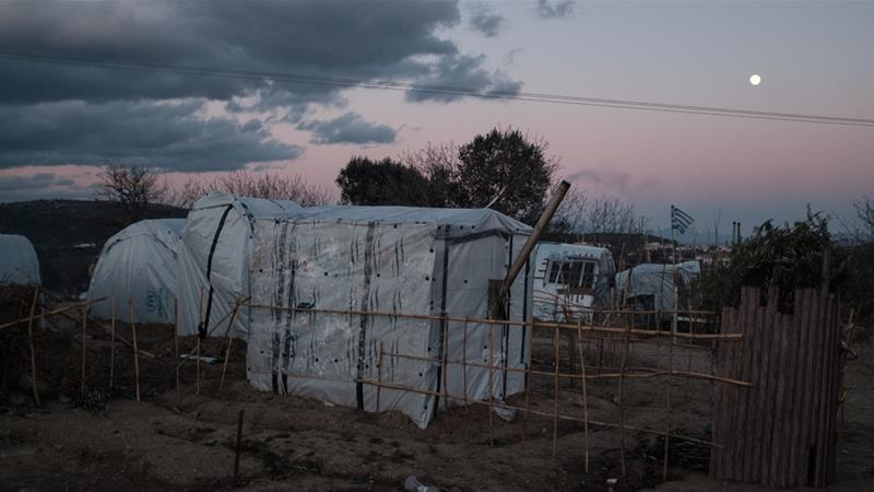 'We don't see our futures': A resurgent refugee crisis in Greece