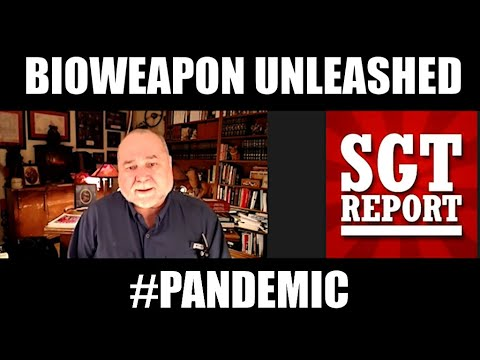 BioWeapon Unleashed on China by Zionists? SGT Report Interview with former CIA Robert David Steele