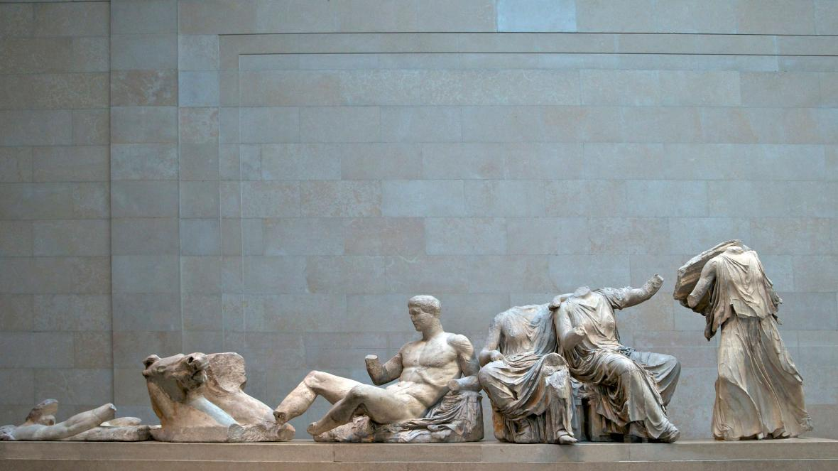 Greece demands Elgin Marbles for EU trade deal