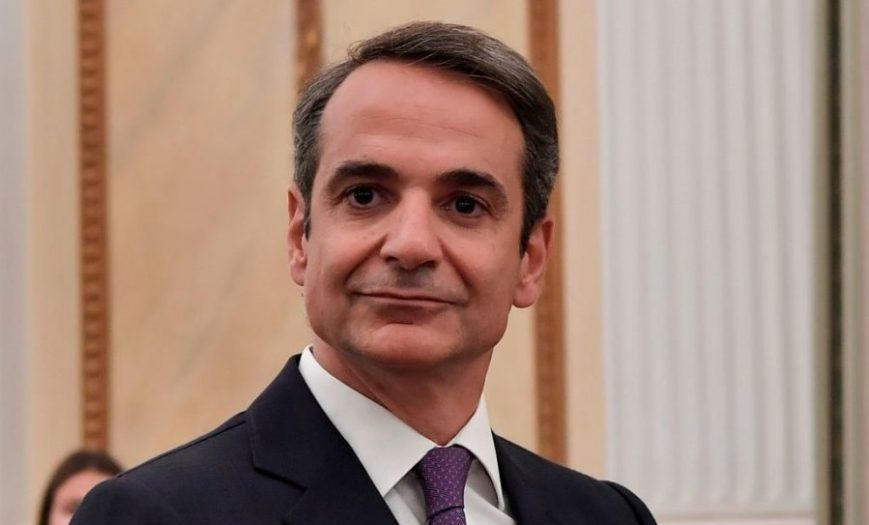 Greek PM Kyriakos Mitsotakis involved in multiple scandals involving Siemens and other companies?
