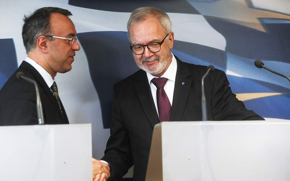 EIB signs three loan agreements worth 300 mln euros with Greece