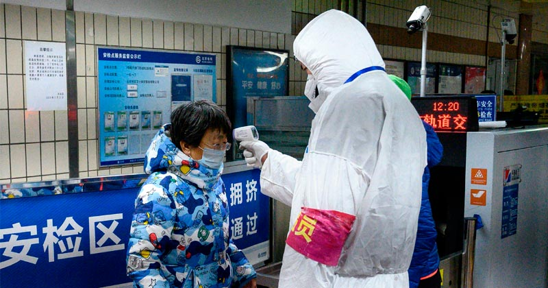 "CORONAVIRUS CONTAINS ""HIV INSERTIONS"", STOKING FEARS OVER ARTIFICIALLY CREATED BIOWEAPON"