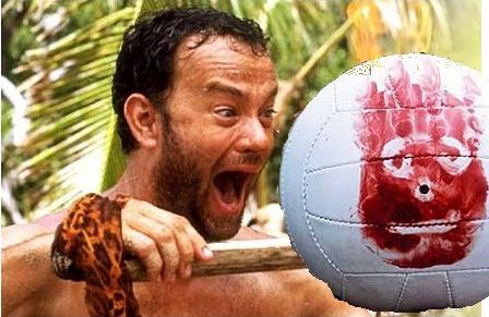 Tom Hanks And Lizard Queen Are Related And This Is Their Corona Family Witchcraft!! Remember Wilson The Volleyball From Castaway? It's Back And William's Coronation Is Coming Soon!!
