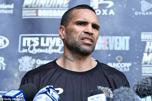 Anti-vaxxer Anthony Mundine claims the coronavirus is FAKE and a 'ploy' to allow for the introduction of a 'mass vaccine' in bizarre Facebook post