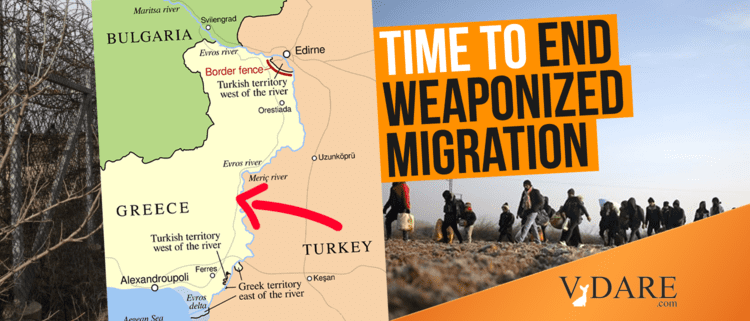Time To Take On Turkey—And End Weaponized Migration
