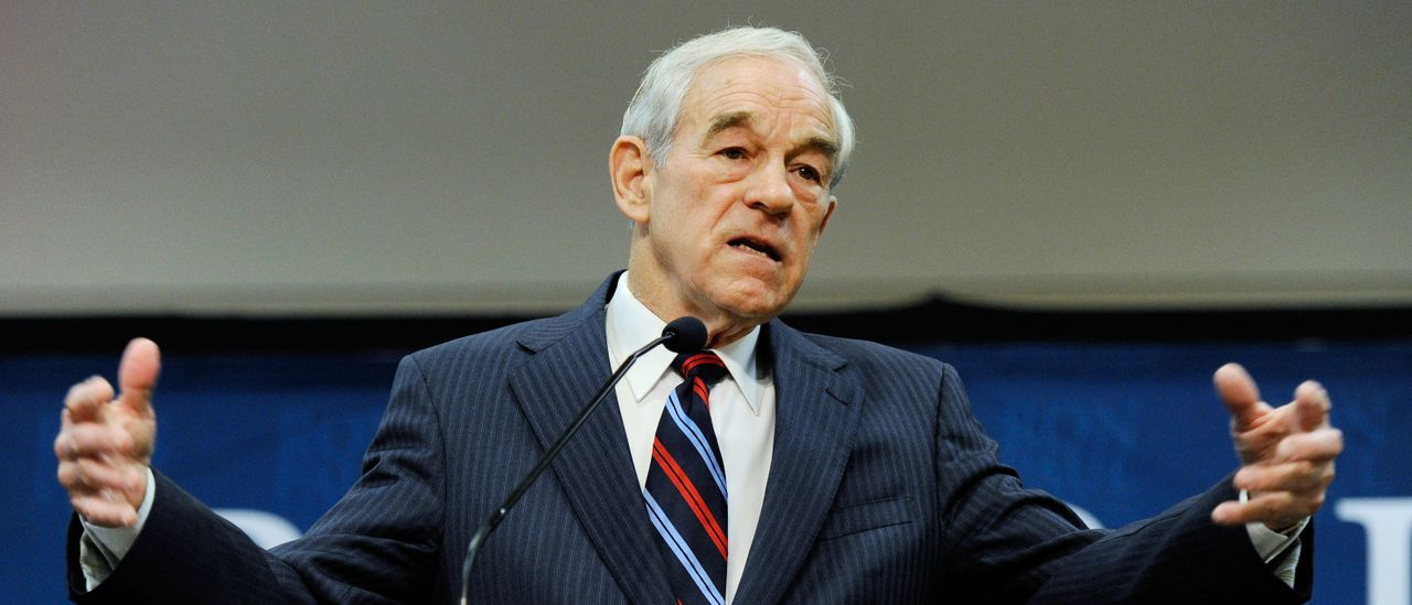 Ron Paul Claims Coronavirus Could Be 'A Big Hoax,' Excuse To Take Rights Away