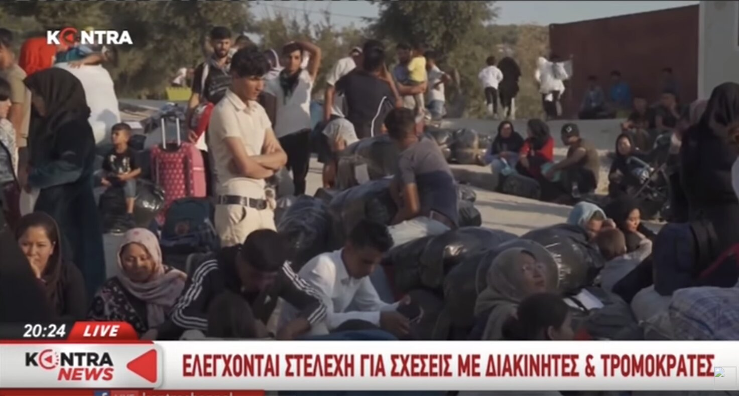 EU pours millions into Greece to act as border 'shield' against escalating migrant crisis