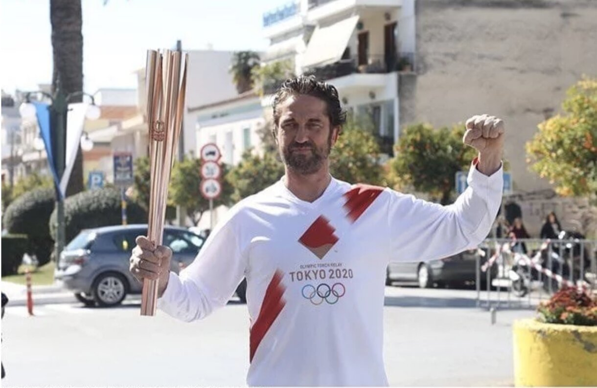 "Greece suspends Olympic torch relay after one day due to FAKE ""coronavirus"""