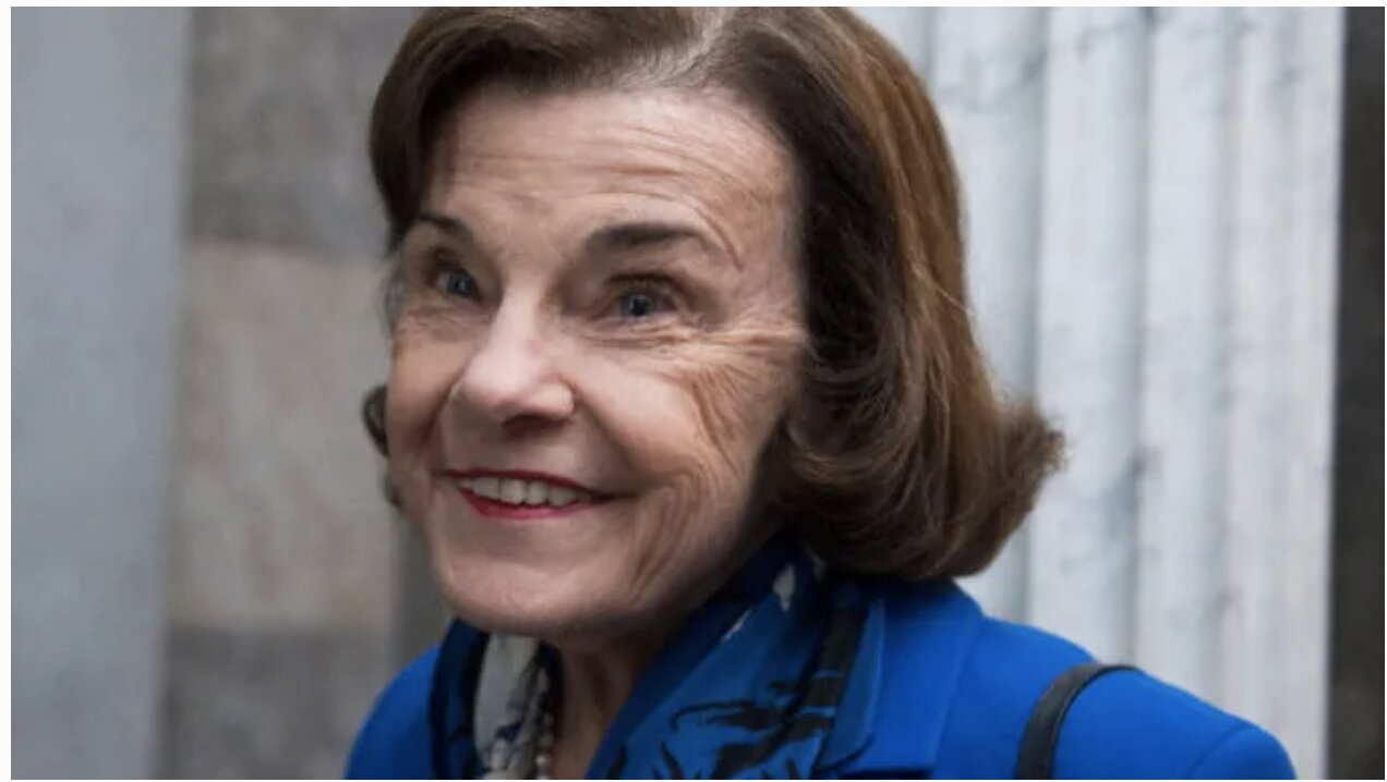 Dianne Feinstein and 3 Senate Colleagues Sold Shares Worth Millions Before Coronavirus Crashed Market