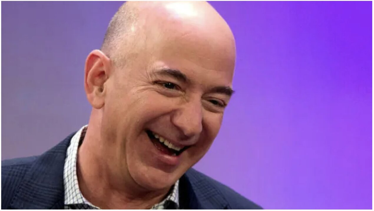 Jeff Bezos Quietly Sold $3.4 Billion in Amazon Stock as Coronavirus Hit USA