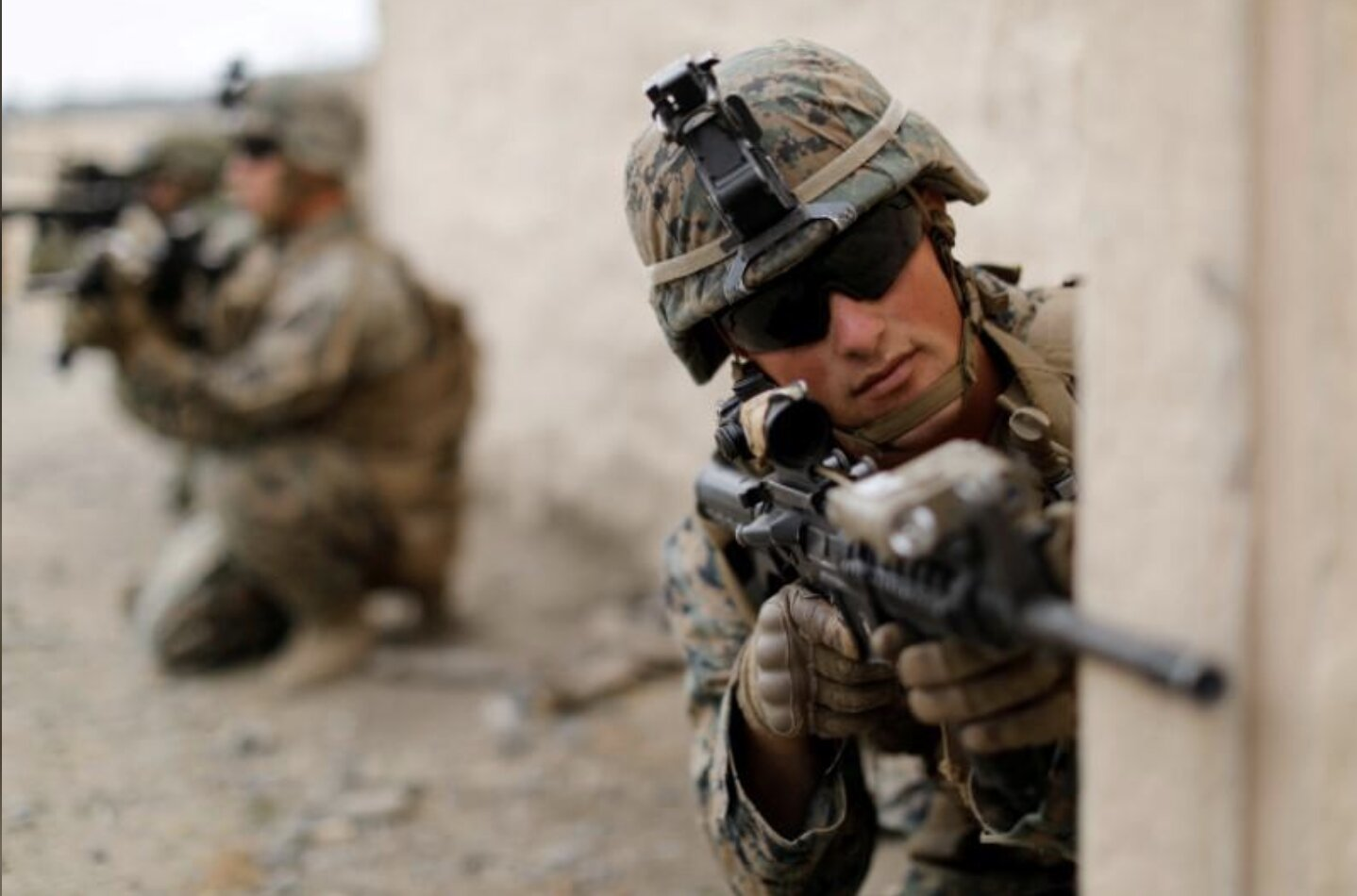 """STRAIGHT STUPID: """"Exclusive"""": As coronavirus """"spreads"""", U.S. military to withhold some """"infection data"""""""