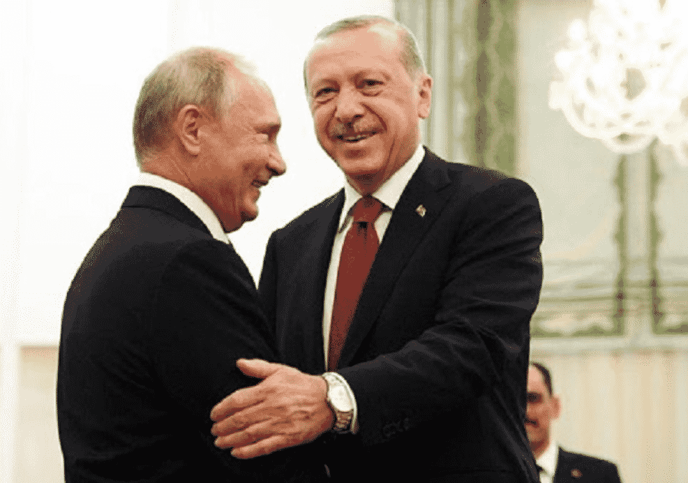 Why is Anyone Shocked that Putin Listened to Erdogan and 'Stepped Aside' in Idlib?