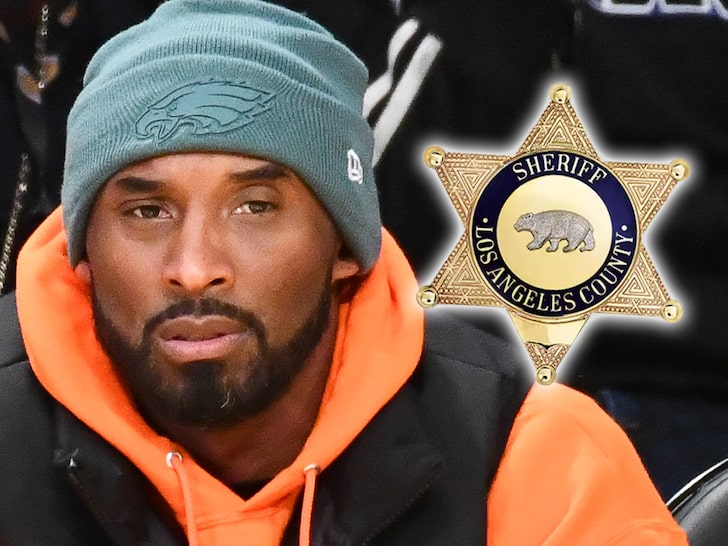 KOBE BRYANT CRASH SITE PICS – SHERIFF'S DEPT. ATTEMPTED COVER-UP – Come Clean & You're Safe