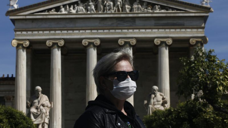 "Greece tightens measures based on FAKE ""coronavirus"", all new arrivals will be quarantined"