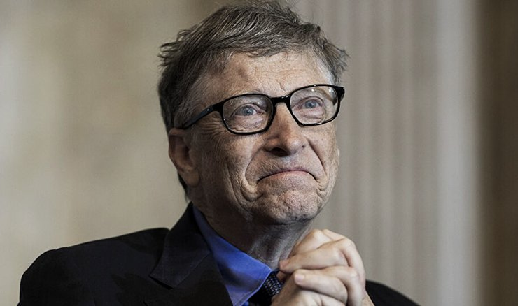 Bill Gates — Vaccine not Virus Will Cull Humanity