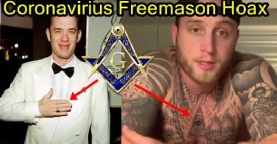 RussianVids: The Coronavirus Hysteria – Tom Hanks & Magic Johnson Hoax – NBA Shutdown – The Freemason NWO Agenda