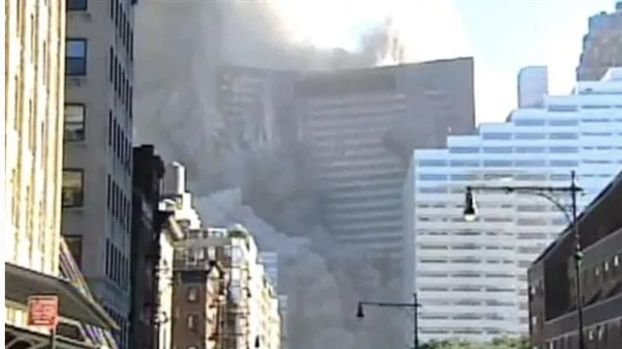 While Everyone Was Distracted By FAKE Covid-19, Final Report By UAF Concluded WTC 7 'NOT Destroyed by Fires'