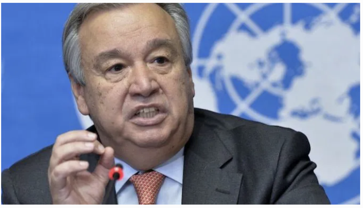 UN Demands Sovereign Nations Hand Over 10% of Entire Planet's Annual Income In 'Fund' For Covid-19 Response