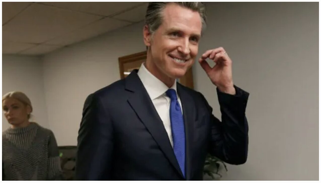 Gov. Newsom: Coronavirus Is Our 'Opportunity' to Push Progressive Agenda