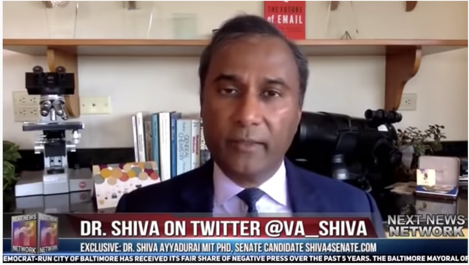 Top Doctor and inventor of the e-mail EXPOSES EVERYTHING The Deep State Is Trying To Hide About CV   Dr. Shiva