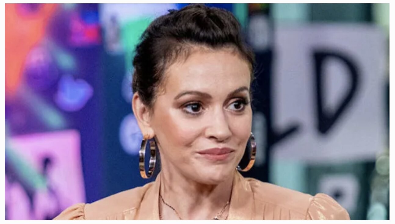 Alyssa Milano Says Joe Biden Sex Assault Claim Deserves Due Process: 'I Still Endorse Him'