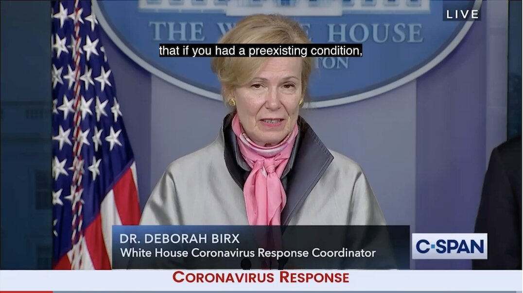 Feds classifying all coronavirus patient deaths as 'COVID-19' deaths, regardless of cause