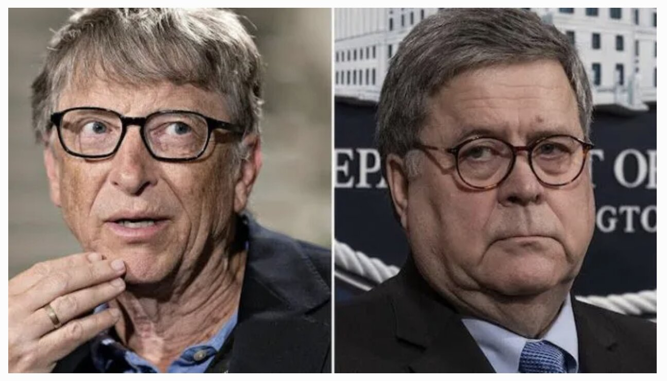 """AG Barr """"Very Concerned"""" About Bill Gates' Digital Vaccine Certificates: 'Draconian Lockdown Must END'"""