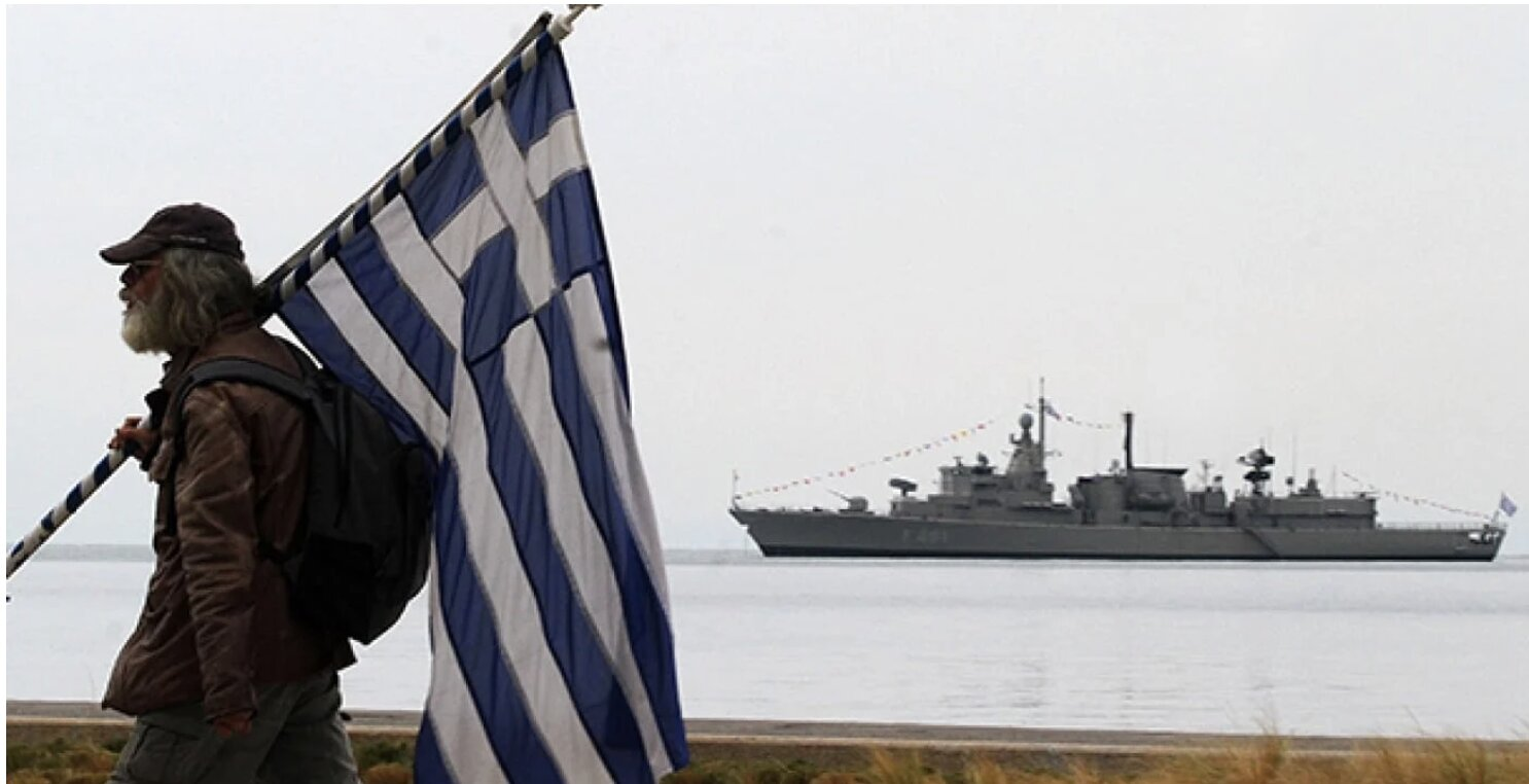 Greece has cunningly outmaneuvered Turkey's plans to steal Greek maritime space via Libya