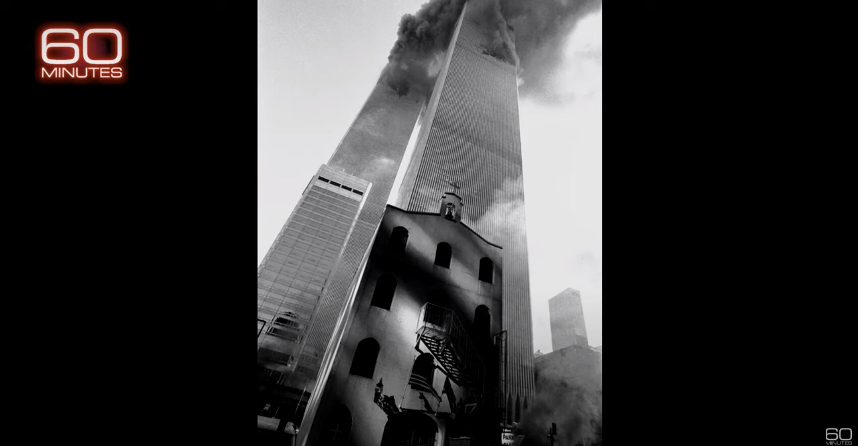 Nearly 20 years after being destroyed on 9/11, a New York City church is being resurrected