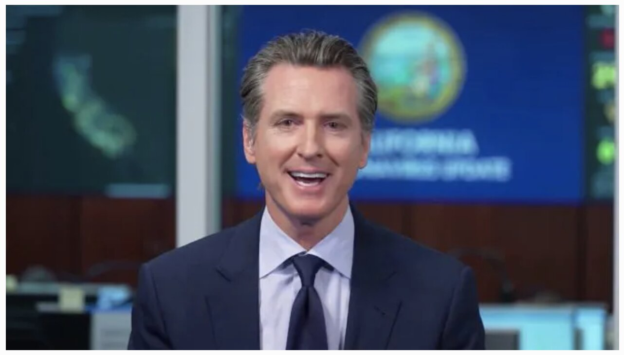 California Gov. Newsom Vows To Spend 125 Million Taxpayer Dollars on 'Bailout' For Illegals