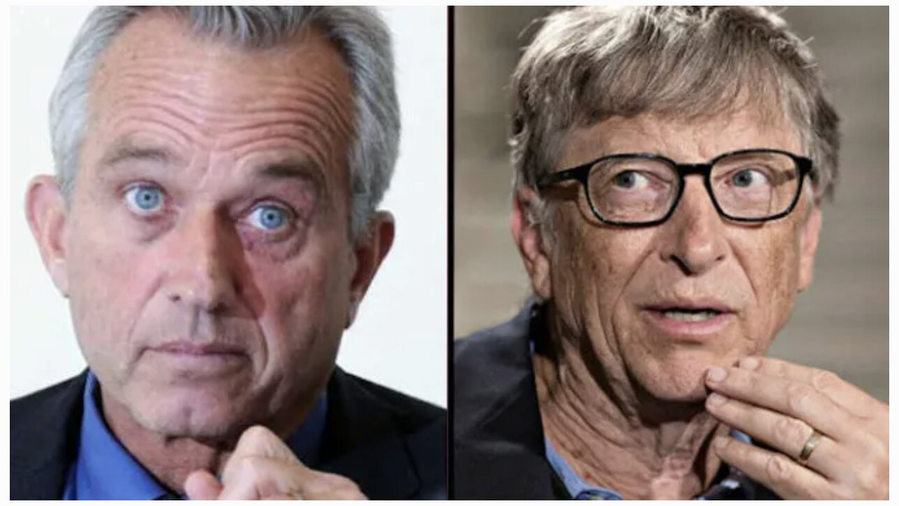 Robert F. Kennedy Jr: Bill Gates Invested $21M in 'Tag and Track' System 'Under the Skin' To 'Scan US Citizens'