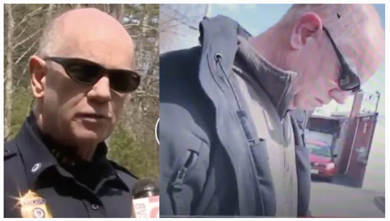 'Pedophile Hunters' Catch Police Chief Trying to Have Sex with 14-Yr-Old Boy